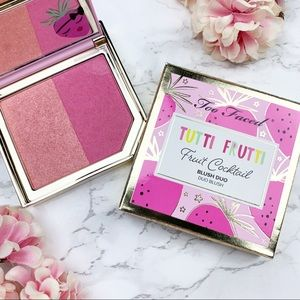Too Faced Fruit Cocktail Blush in Stroberry